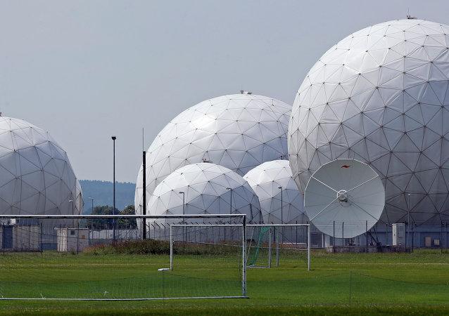 德国联邦情报局的基地
