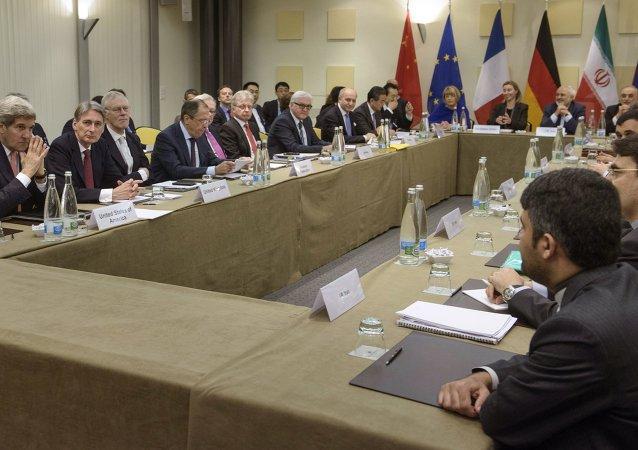 国际调停六方与伊朗的核对话/资料图片/