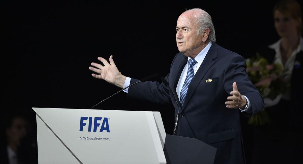 前国际足联主席约瑟夫·布拉特