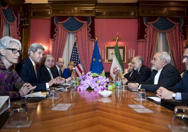 美伊外长在伊朗核问题谈判框架下在日内瓦会面