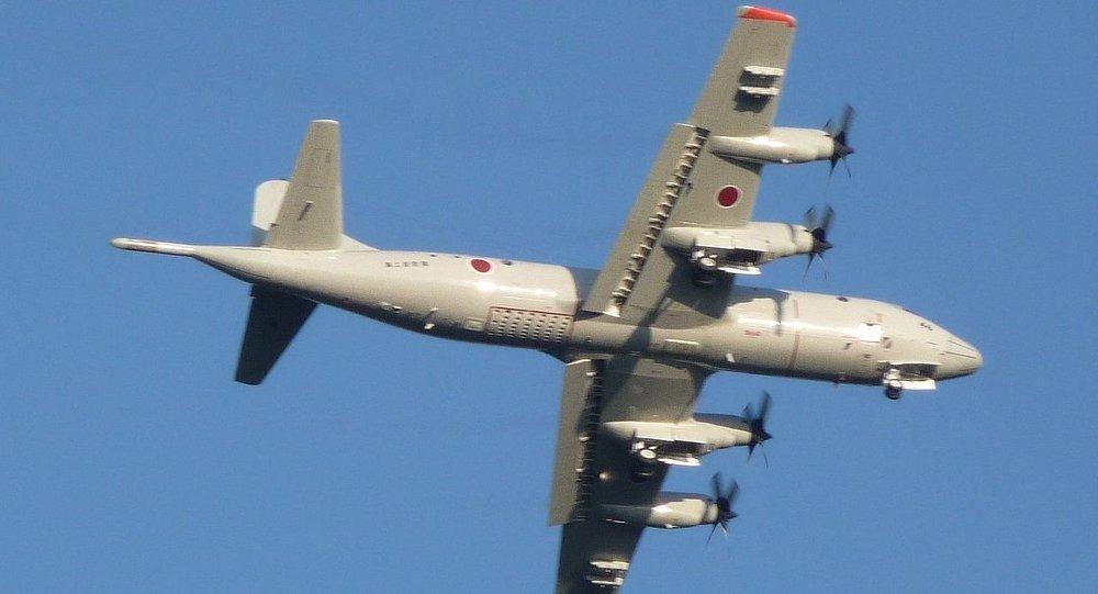 日本通知聯合國在海上可能存在違反對朝制裁決議的情況