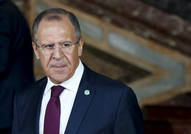 俄外长谈及以色列的反应:在研究完协议之前须保持冷静