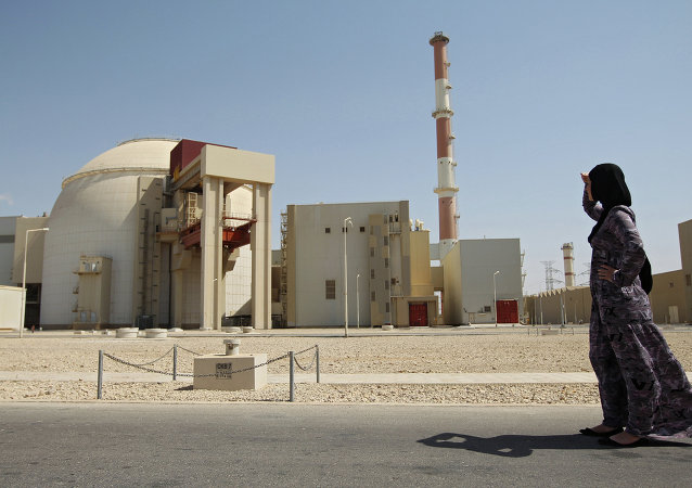 伊朗布什尔核电站