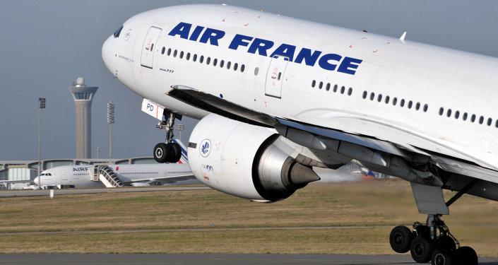 法航3日因罢工再次取消其25%的航班
