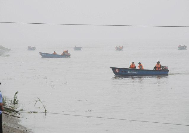 媒體:三名中國漁民在與韓國海警衝突中身亡