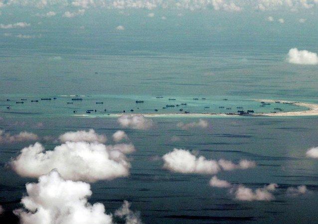 中國外交部:中方無需通過建設燈塔來加強南海主權