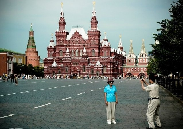俄文化部:今年第一季度赴俄中国游客量增长17%