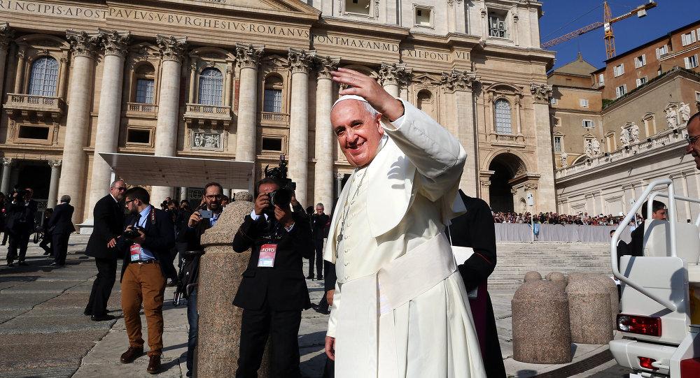 梵蒂冈向中国发出强烈的善意信号