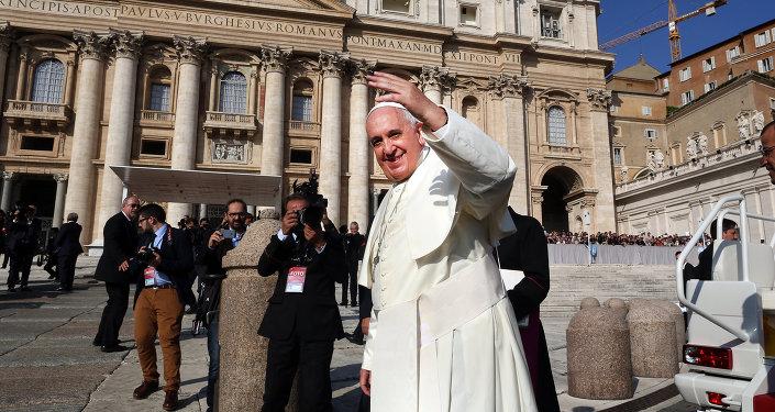 梵蒂岡向中國發出強烈的善意信號