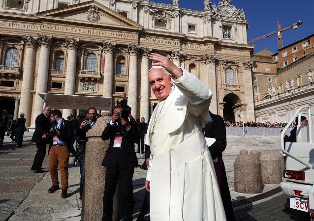 羅馬教皇方濟各