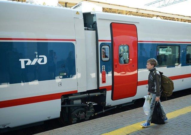 俄铁公司圣彼得堡国际经济论坛期间拟与俄中财团签署高铁设计合同