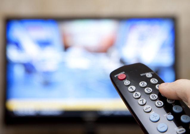 民调:10%俄公民完全不看电视新闻