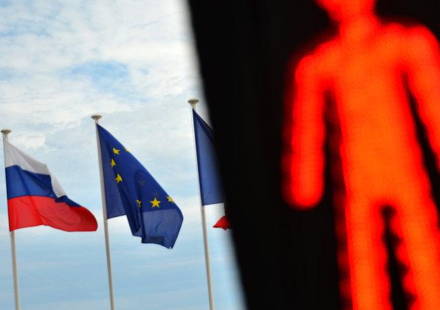 俄直投基金:欧洲商业界因制裁政策损失1000亿欧元