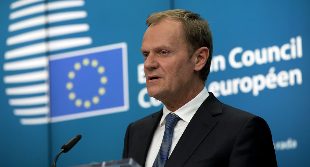 欧洲理事会主席图斯克