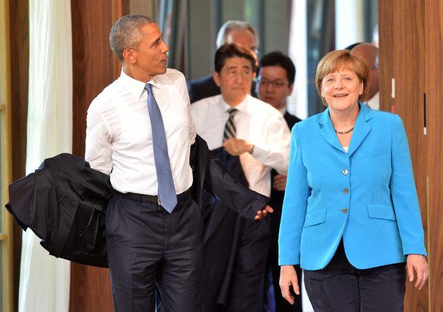 G7峰會開幕