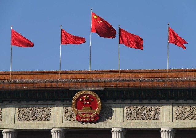 习近平:中国人民将坚定维护国家主权、安全、发展利益