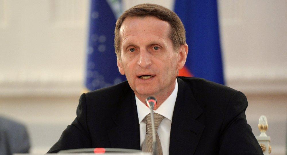 俄杜馬主席:金磚國家議會論壇的成果可應用於烏法峰會