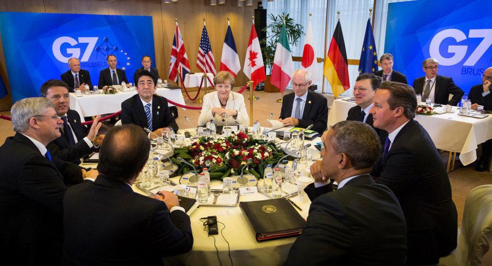 外媒:中国是否会加入G7?