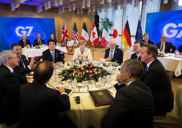 G7/G8历史:从朗布依埃到布鲁塞尔