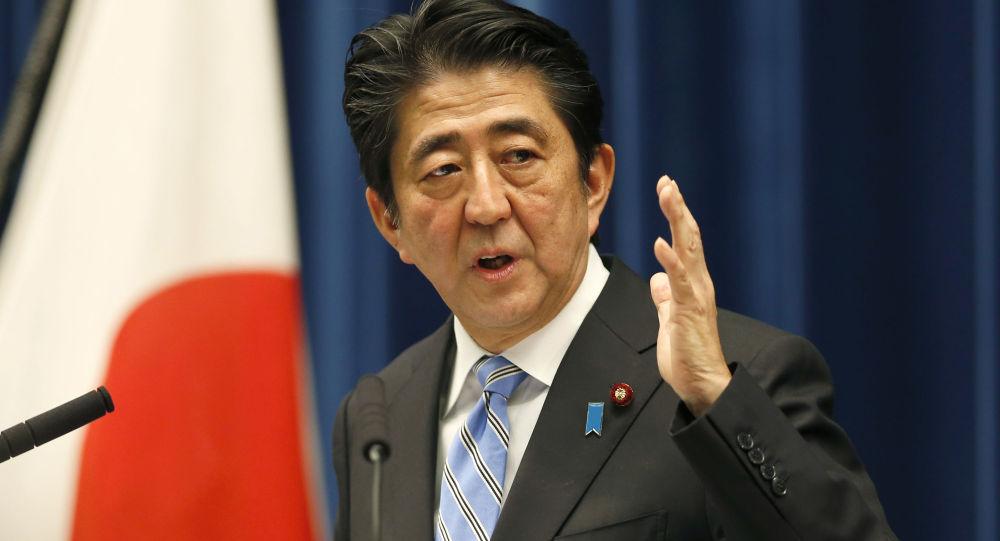日本首相:必须由日本来主导TPP尽早生效