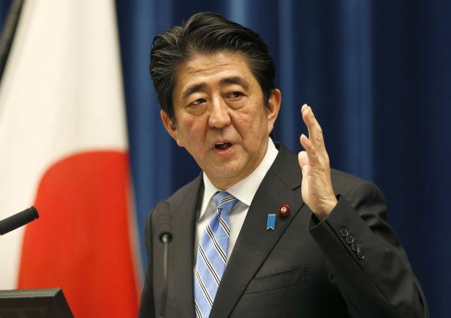 日本首相打算就領土問題繼續與俄談判