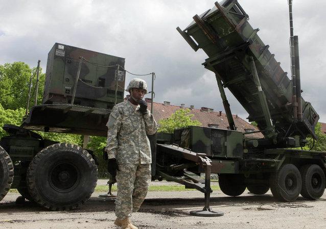 媒體:美國擬增加在歐重武存在