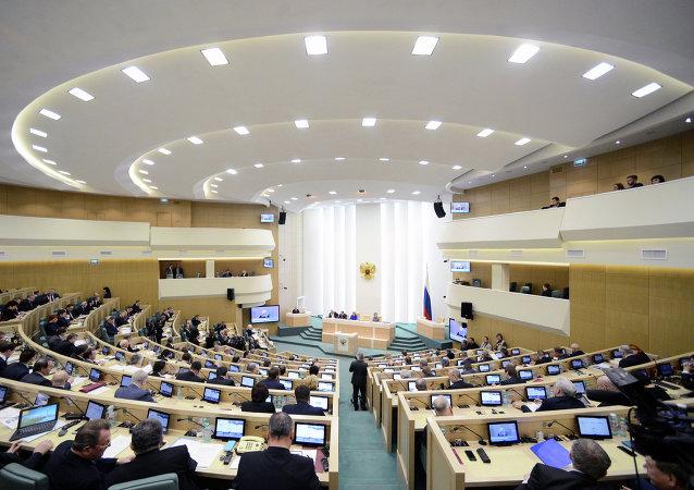 俄議會上院通過加大對犯罪集團高級成員懲戒力度的法律