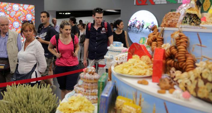 俄韃靼斯坦共和國的食品