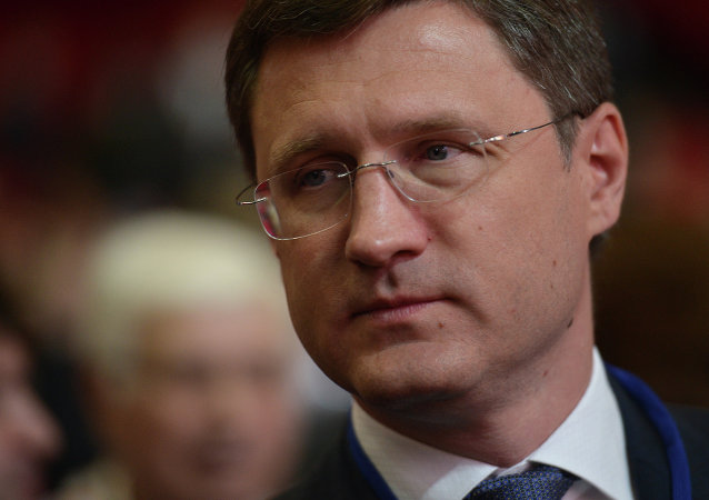 俄羅斯能源部長諾瓦克