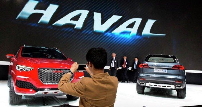 中国汽车公司2016年顺利度过俄市场危机