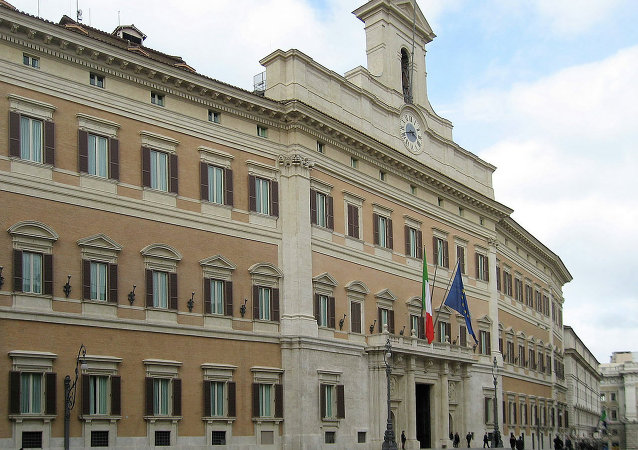 意大利眾議院