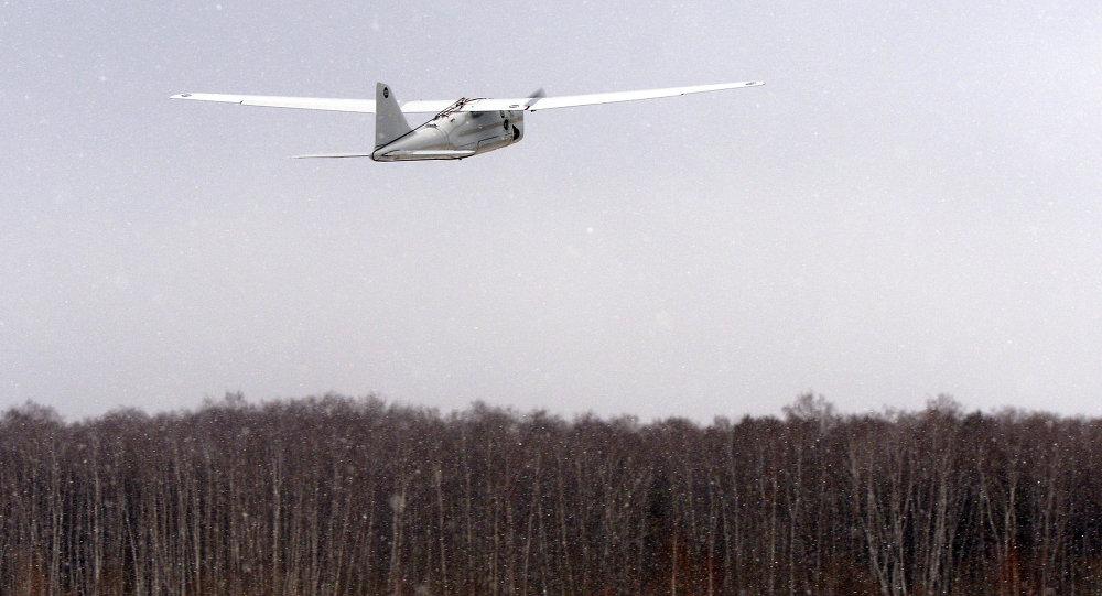 无人机开始巡逻楚科奇沿海地区