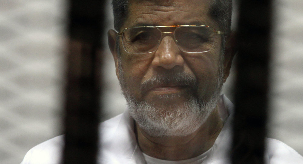 埃及法院维持前总统穆尔西越狱罪死刑判决