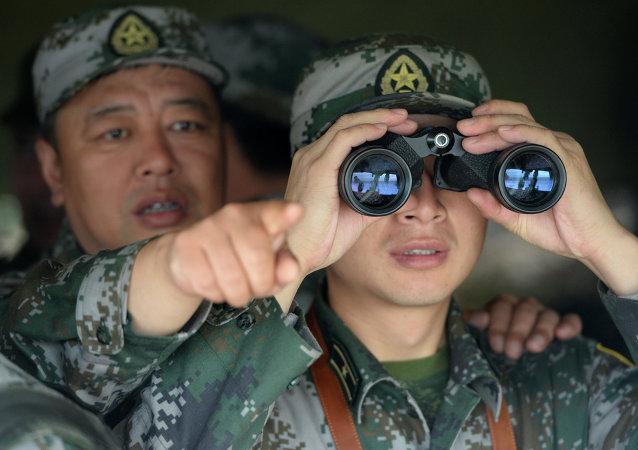 中方700余人將參加「和平使命-2018」聯合軍演