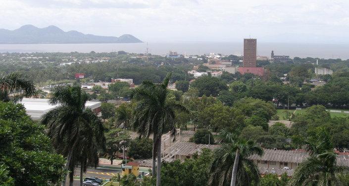 尼加拉瓜首都马那瓜