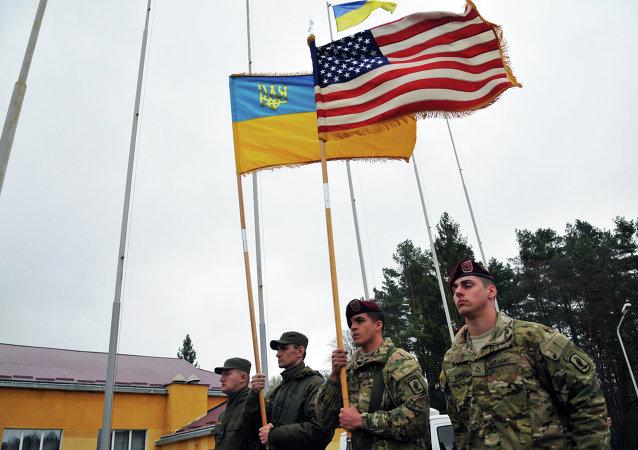 俄副外長:俄羅斯認為美在烏的軍事存在多餘