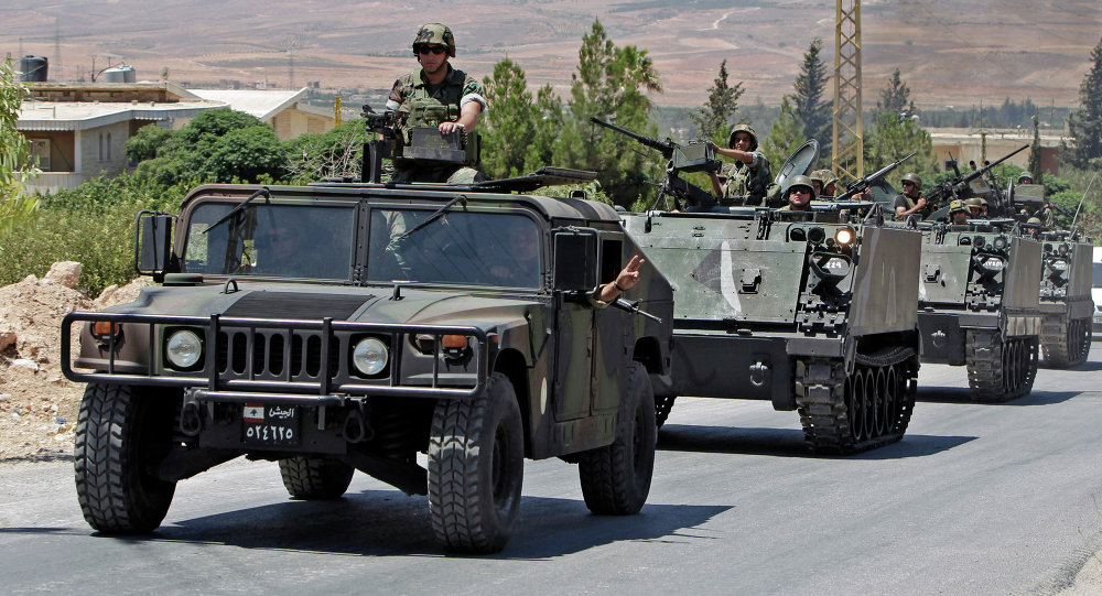 黎巴嫩軍隊