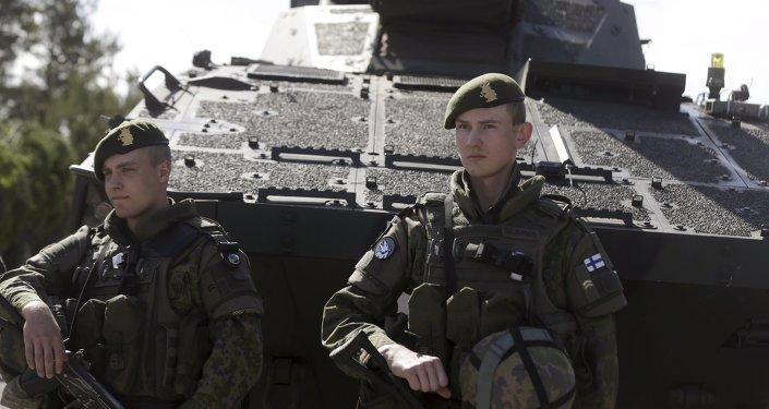 北約Saber Strike大規模演習在愛沙尼亞落下帷幕