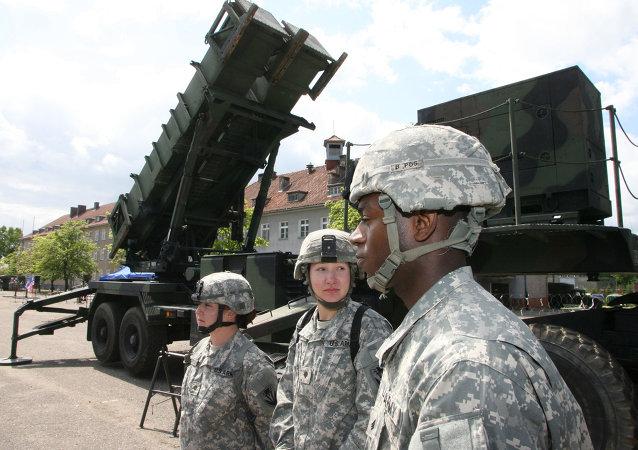 俄国防部:美国或在2018年前在欧洲部署新型拦截导弹