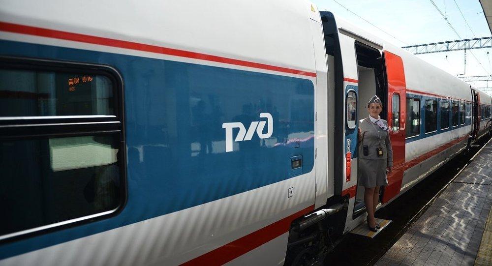 俄为世界杯球迷开通城市间免费列车