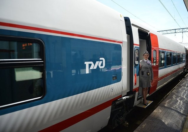 俄铁路公司