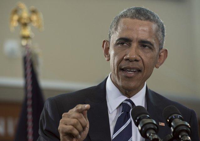 奧巴馬延長對伊制裁