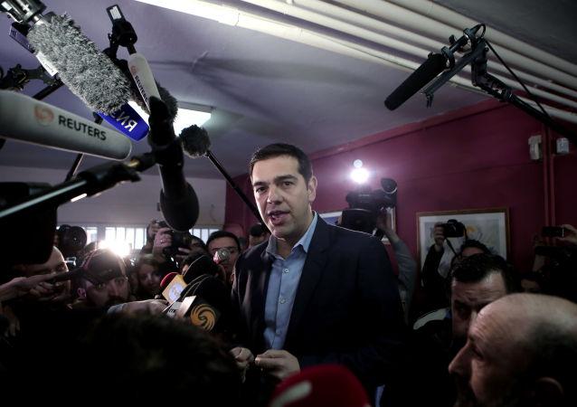 希臘總理期望歐元集團緊急會議取得積極成果