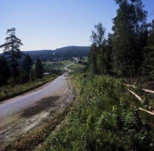 俄罗斯外贝加尔边疆区