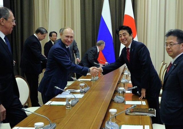 中国专家:俄日领导人会晤对改善双边关系有正面作用