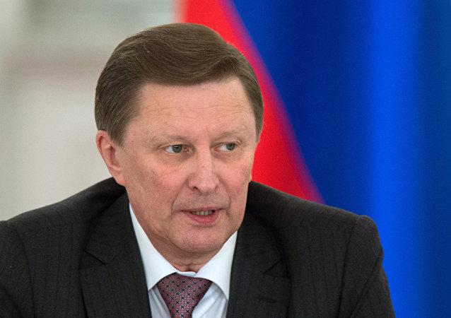 """俄总统办公厅主任:两名官员和一名将军在检查8500份""""高层""""报单后受惩"""