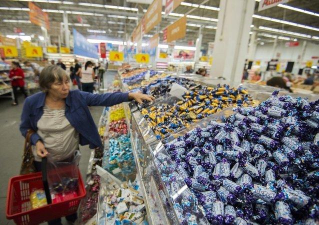 天猫国际平台上巧克力是最受欢迎的俄罗斯产品