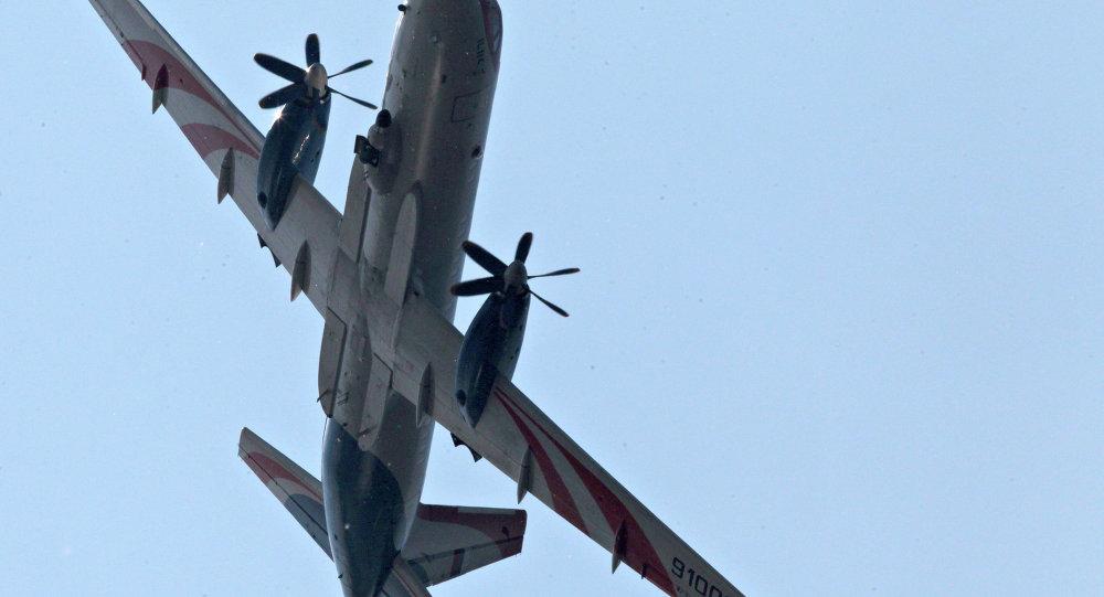 俄現代化改造伊爾-114用於在南極飛行