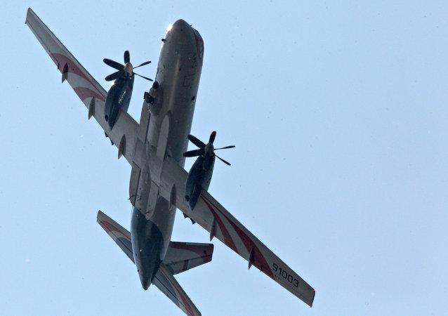 俄现代化改造伊尔-114用于在南极飞行