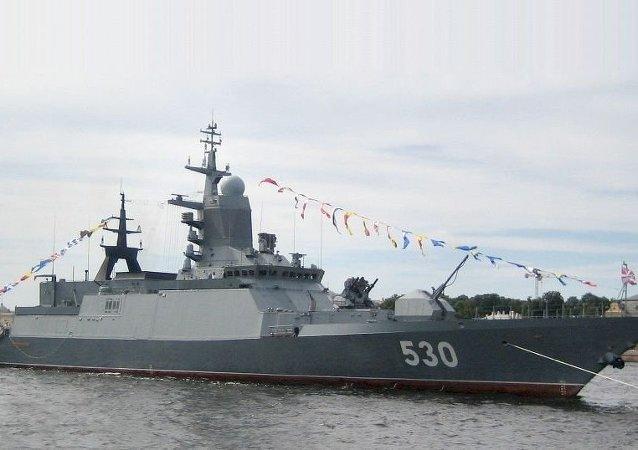 守护(Steregushchiy)级舰船